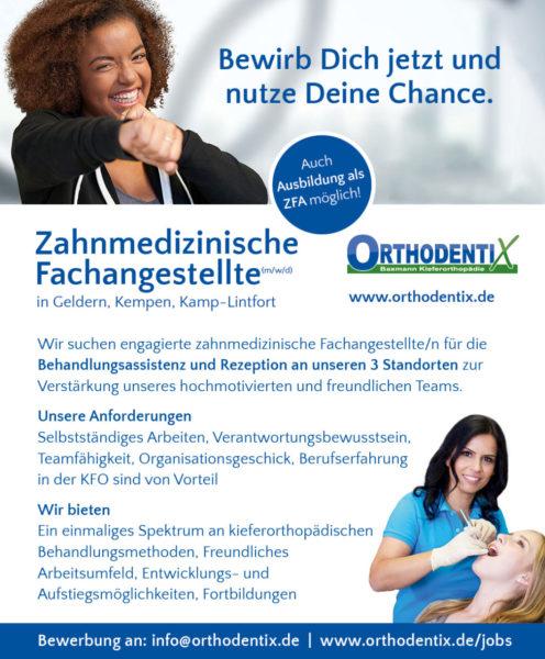 Othodentix Zfa Zahmedizinische Fachangestelle R Job