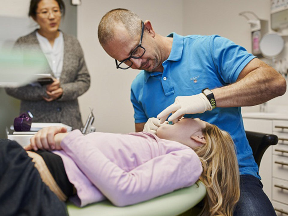 Angst Beim Kieferorthopaeden Zahnarzt Kinder Orthodentix