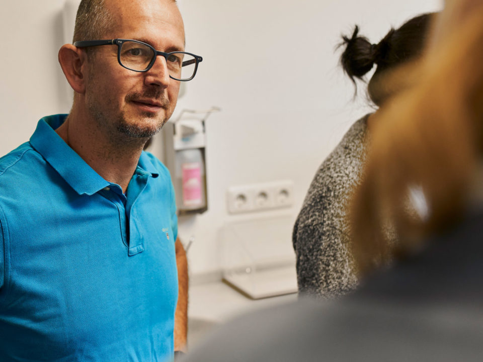 Beratung Behandlung Kieferorthopaedie Praxis Kfo Martin Baxmann Orthodentix
