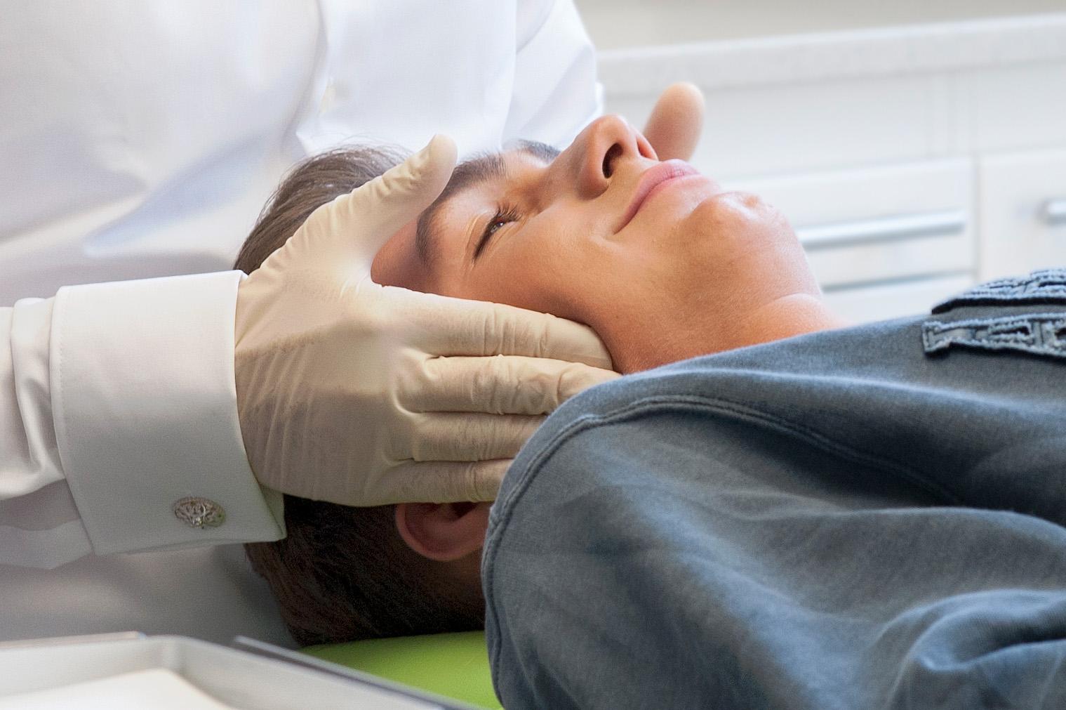 Orthodentix Kiefergelenkbehandlung