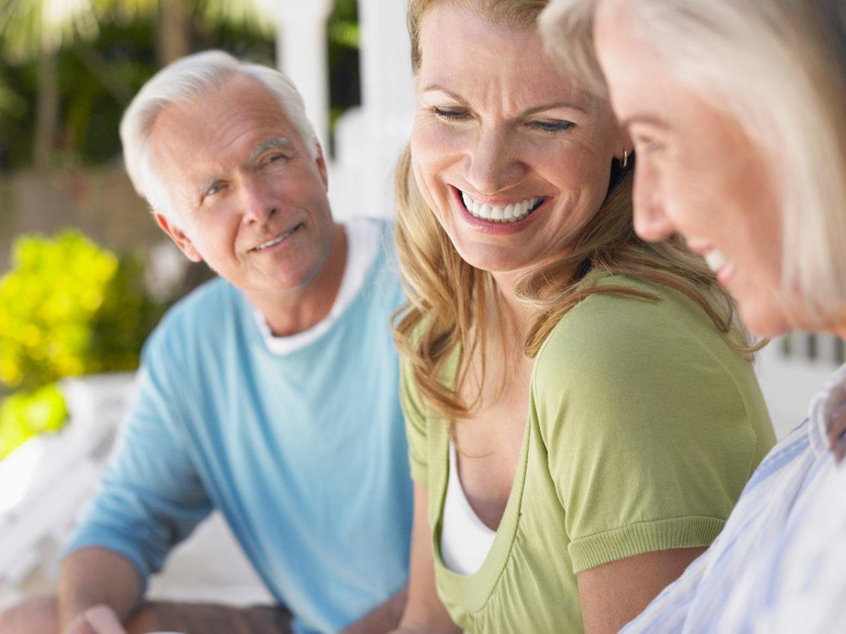 Orthodentix Zeit Zahnspange Kieferorthopaedie Alter Senioren Erwachsene