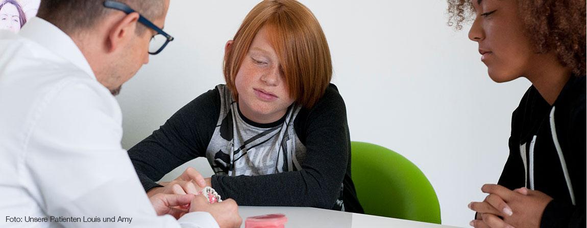 Umfassende Beratung Kids Orthodentix