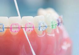 Zahnseide Orthodentix